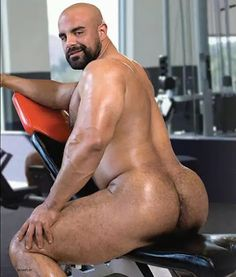 Happiness has big ass hairy bald bear men nude pics share your