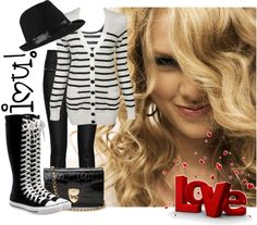 """""""Love !!!"""" by jellybabiie on Polyvore"""