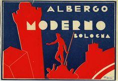 Albergo Modeno ~ Bologna ~ Italy