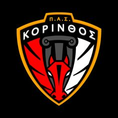New team logo for Greece's football team Korinthos