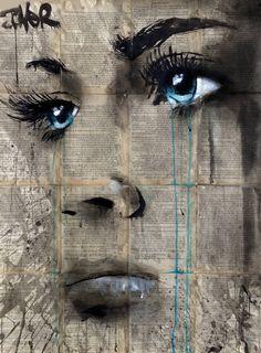 "Saatchi Art Artist LOUI JOVER; Drawing, ""anymore"" #art"