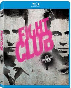 Fight Club Blu-ray DVD 10th Anniversary Edition $3.99 + FREE Prime Shipping (Reg. $20+)!