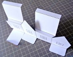 Paper House Luminaries and Mobile | Cathe Holden's Inspired Barn