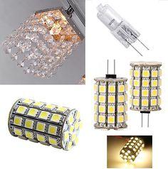G4 DC 12V 4,5W LED Lampe Licht Warmweiß ~ 500Lm Led Lampe, Diamond, Bracelets, Jewelry, Used Cars, Jewlery, Bijoux, Jewerly, Diamonds