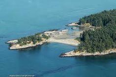 Dionisio Point, Galiano Island, Galiano Island, Southern Gulf Islands, BC FromTheAir by StephenSlater