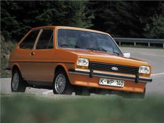 The Ford Fiesta Mk 1 launched in Ford Ireland is now looking for Ireland's oldest Fiesta. The Ford Fiesta is 40 years old this year an. Mk1, Henry Ford, Retro Cars, Vintage Cars, Lancaster Insurance, Muscle Cars, Mustang, Automobile, 1964 Ford