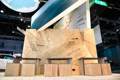 Deck5 and KL Druck booth at Euroshop 2017, Düsseldorf – Germany » Retail Design Blog