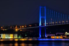 Bosphorus+by+night+in+Istanbul..+by+Alp+Cem+on+500px
