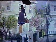 Mary Poppins in Mary Poppins series (1934-1988) by P. L. Travers