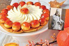 Mistrovské kousky: Dort patrona francouzských cukrářů Saint Honore