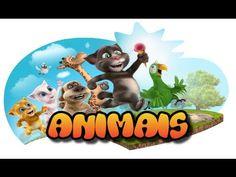 ✸ ANIMAIS ✸ Desenhos animados em portugues completos dublados para crian...
