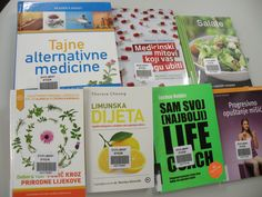 Croatian health books at the State Library of NSW. http://www.sl.nsw.gov.au/services/multicultural/index.html