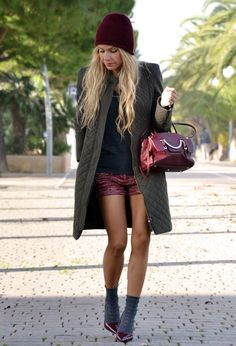 Socks and Heels Spring 2014 | Trend You Can Wear Now                                                                                                                                                                                 More
