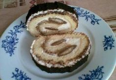 """Tiramisu"" roláda Slovak Recipes, Czech Recipes, Hungarian Recipes, Russian Recipes, Yummy Treats, Yummy Food, Eastern European Recipes, Noel Christmas, Tiramisu"
