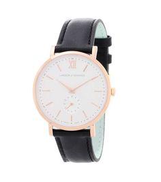 Larsson & Jennings Lugano 38mm stainless steel watch
