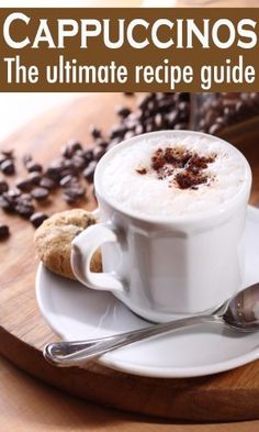 Cappuccinos :The Ultimate Recipe Guide - Over 30 Delicious & Best Selling Recipes by Susan Hewsten, http://www.amazon.com/dp/B00ESL78NY/ref=cm_sw_r_pi_dp_XPOisb0JT4H48