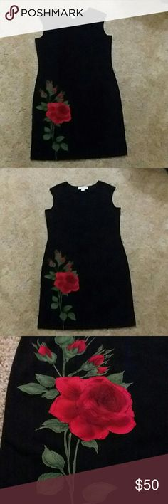 "Petite sophisticate very elegant dress It's size is M.Very elegent style.Lenth size 35"" Petite Sophisticate Dresses Maxi"
