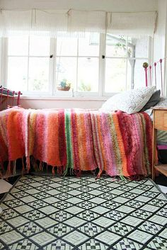 redblanket by the style files, via Flickr