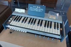 Cannary Model S-3 by Acetone, 1962 - ローランド浜松研究所