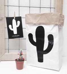 Paperbag CACTUS