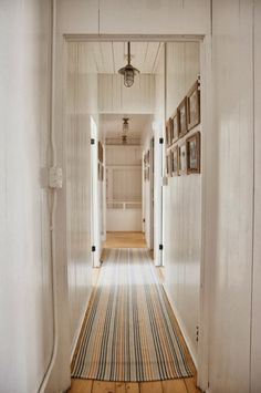 The Little things from Beach & eau: CORRIDORS ....... very special spaces where everything fits ........................