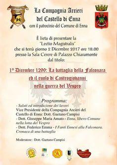Italia Medievale: 1 dicembre 1299: La battaglia della Falconara