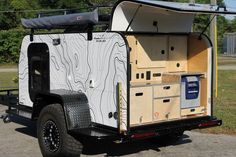 '15 Panther Overland camper trailer (demo) - American Expedition Vehicles - Product Forums