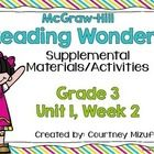 This resource was created to be used as a supplement for the Reading Wonders program. All worksheets, anchor charts,and activities go along with th...