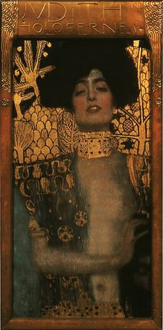 Gustav Klimt is one of my favorite painters and is a huge inspiration on my work.