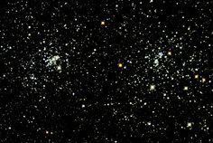 Perseus Double Cluster