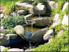 bachlauf wasserfall gartenteich bachlaufschalen set iii: amazon.de, Garten und Bauen