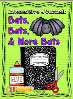Teach123 - tips for teaching elementary school: Bats, bats, and more bats!
