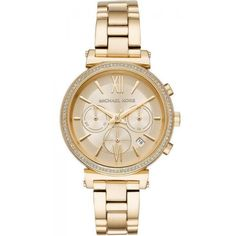 795d2542c9b8 Women  s Michael Kors Watch Sofie MK6559 Chronograph... for sale online at