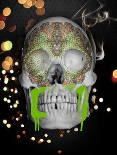Skull Nights by Federico Duret