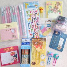 Cute office supplies