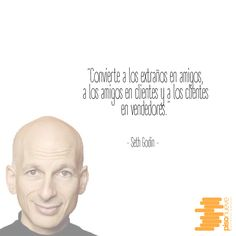 Convierte a los extraños en amigos, a los amigos en clientes y a los clientes en vendedores.  #piso9digital  #frasedeldía #frases9