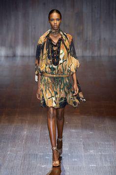 Gucci at Milan Fashion Week Spring 2015 - Runway Photos