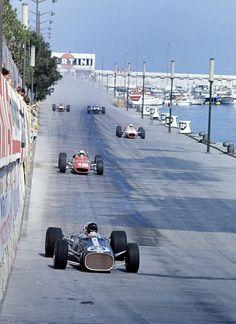 1967, Monaco GP