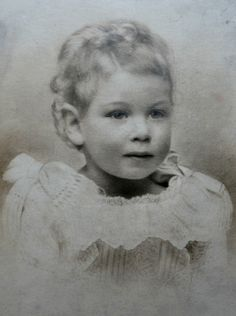 King George VI when toddler. 1890s.