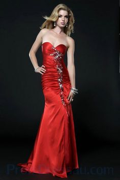 prom dresses prom dresses long prom dresses short red 2014 style a-line sweetheart rhinestone sleeveless floor-length elastic woven satin prom dresses/evening dresse Couture Dresses, Bridal Dresses, Bridesmaid Dresses, Prom Dresses, Dress Prom, Dress Wedding, Party Dress, Beauty Pageant Dresses, Celebrity Wedding Dresses