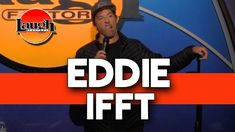 Eddie Ifft visits the Hollywood Laugh Factory with a harrowing tale of facial paralysis and The Good Herpes. See a LIVE SHOW at the Hollywood Laugh Factory! Bell's Palsy, Laugh Factory, Comedy Specials, Stand Up Comedy, Hollywood, Youtube, Youtubers, Youtube Movies