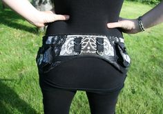 Utility Belt CUSTOM ORDER listing made for just for by BurnApparel, $75.00  I would love this for work!