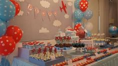 avioes tema infantil para festa - Pesquisa Google
