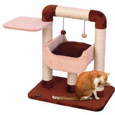 rascador Cat Tree Condo, Cat Condo, Pet Beds, Dog Bed, Diy Cat Enclosure, Diy Cat Tower, Kitten Beds, Cat Gym, Cat Tent