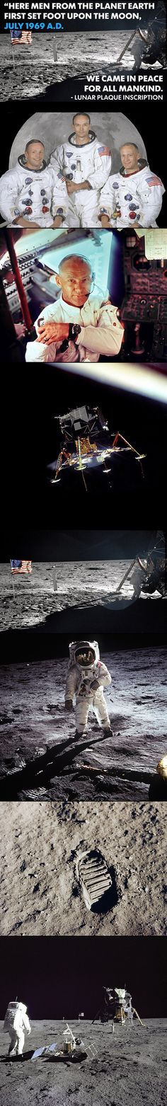 first manned moon landing date - photo #33
