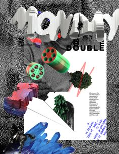 Book of Collaborations by Tyler Spangler, via Behance