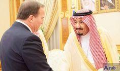 Swedish PM lauds KSA's drive to empower…