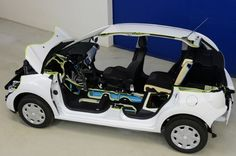 Say what now? Peugeot invents the first car fuelled by AIR (VIDEO)