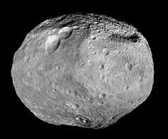 Vesta is the second-most-massive asteroid after the dwarf planet Ceres, and comprises an estimated 9% of the mass of the asteroid belt. The less-massive Pallas is slightly larger, making Vesta third in size. Vesta is the last remaining rocky protoplanet (with a differentiated interior) of the kind that formed the terrestrial planets.[It lost some 1% of its mass less than a billion years ago in a collision that left an enormous crater occupying much occupying much of its southerm hemisphere.