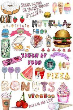 I love food so ya🍦🍦🍦🍦🍦🍦🍪🍪🍪🍩🍩🍩🍩🍕🍕🍕🍕